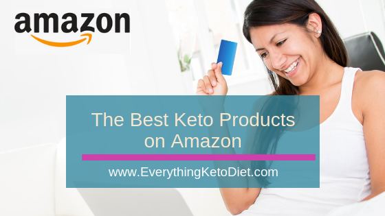 best keto products on amazon