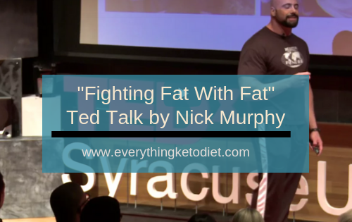 ketogenic diet ted talk