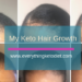 keto hair growth